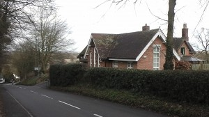 Village Hall exterior from road